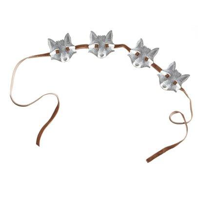 Ninn Apouladaki Wolf Crown - Set of 4-listing