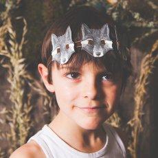Ninn Apouladaki Maske Wolf im 4er-Pack -listing