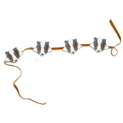 Ninn Apouladaki Badger Crown - Set of 4-listing