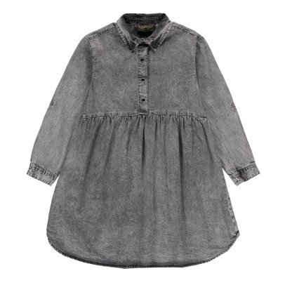 Finger in the nose Darlin Shirt Dress-listing