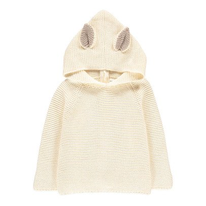 Oeuf NYC Cat Hooded Jumper-listing