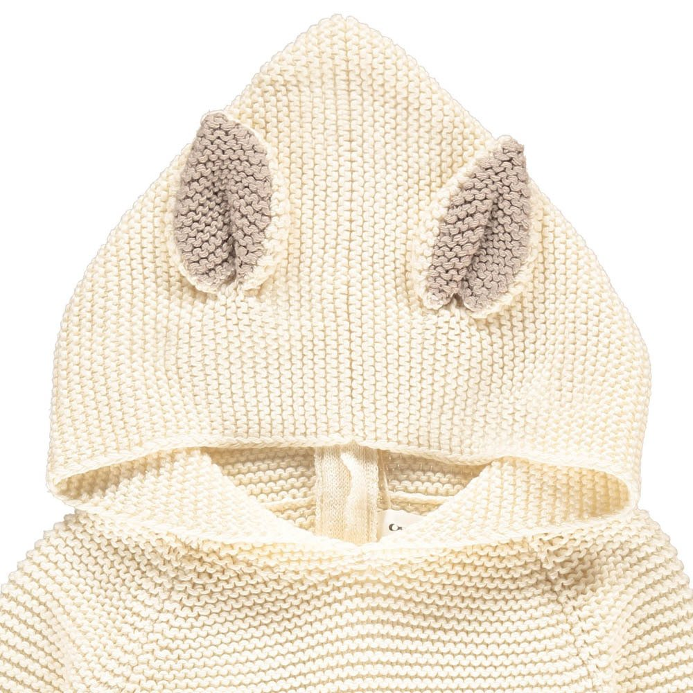 Oeuf NYC Cat Hooded Jumper-product