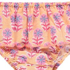 Louise Misha Basu Flower Ruffled Swimming Bottoms-listing
