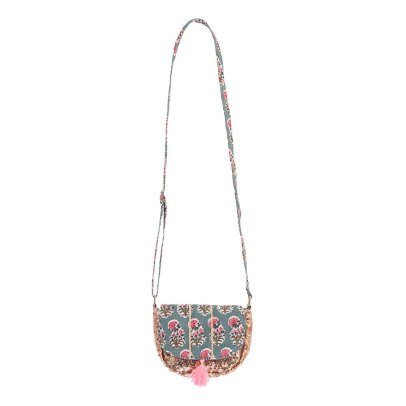 Louise Misha Misha Sequin Flower Pouch-product