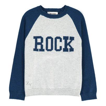 """Zadig & Voltaire Maglione Cotone Cashmire """"Rock"""" -listing"""