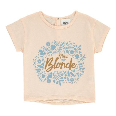 Blune Kids Mini Blonde T-Shirt-listing