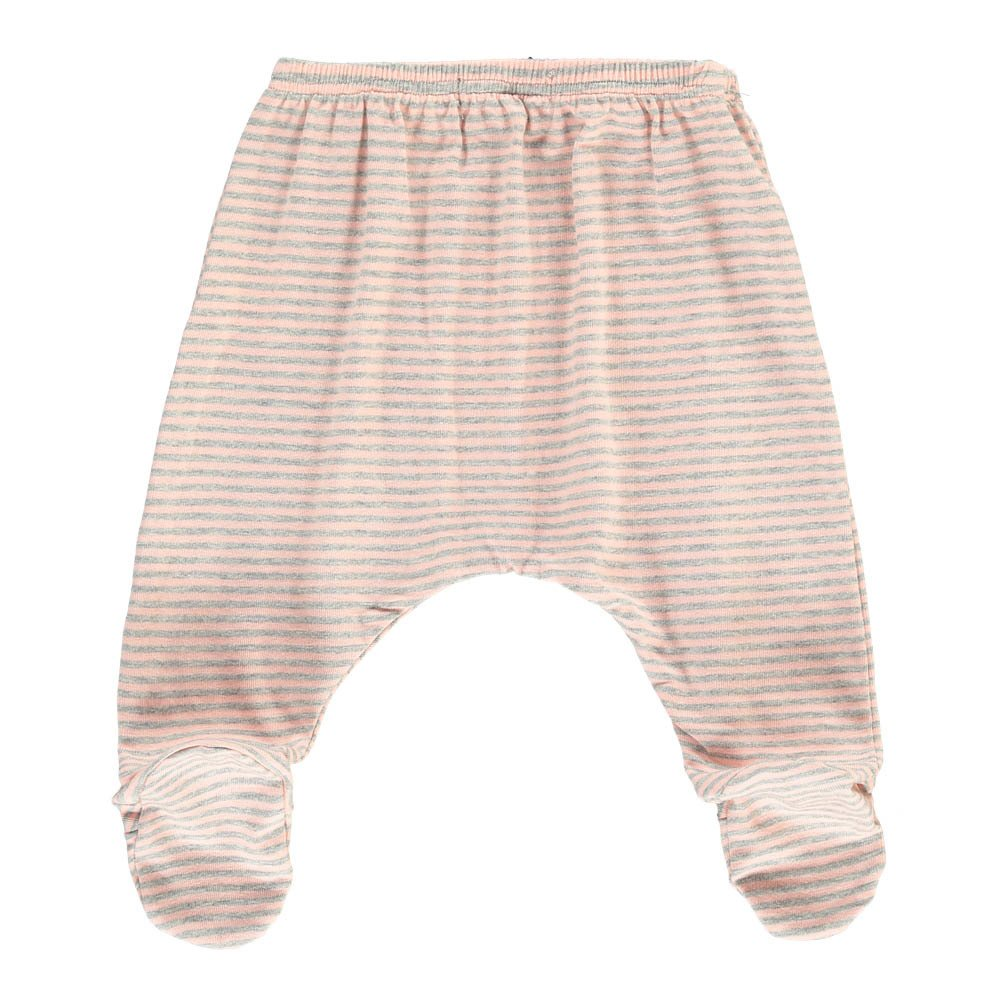 Nur Striped Fine Footed Trousers-product