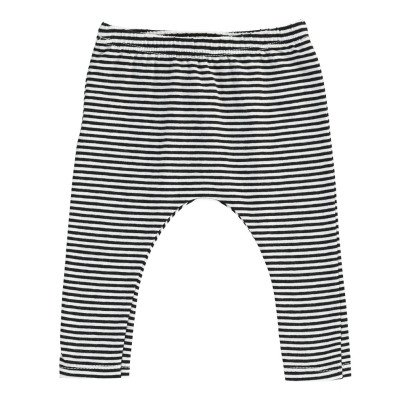 1+ IN THE FAMILY Pia Striped Fine Leggings-listing
