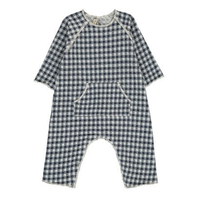 De Cavana Checked Jumpsuit-listing