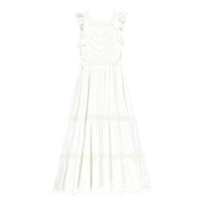 Soeur Bella Embroidered Maxi Dress-listing