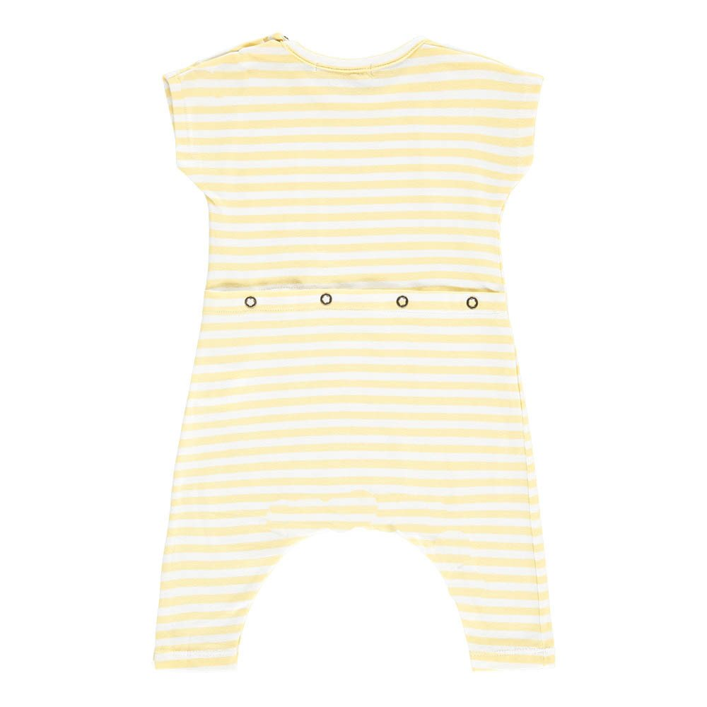Ferran Pocket Striped Jumpsuit-product