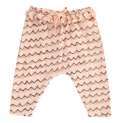 Soft Gallery Cami Volcano Organic Cotton Harem Trousers-listing