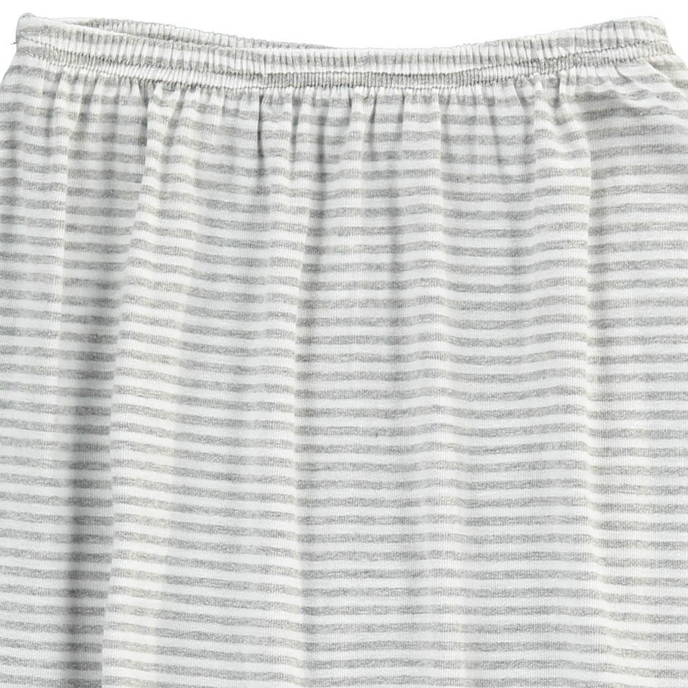 1+ IN THE FAMILY Nur Striped Fine Footed Trousers-product