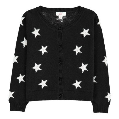 Zef Cardigan Estrellas -listing
