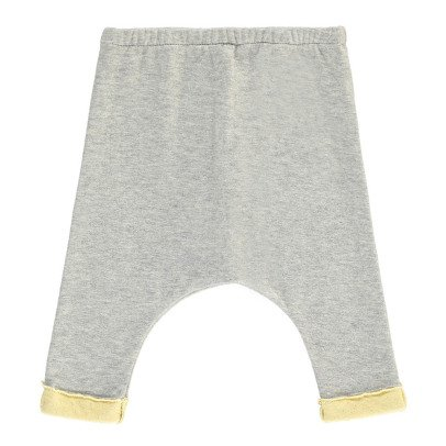 1+ IN THE FAMILY Tristan Face Harem Trousers-listing