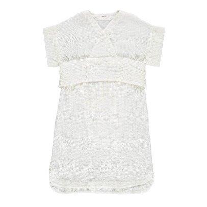 Tambere Kimono Kleid mit Gürtel -listing
