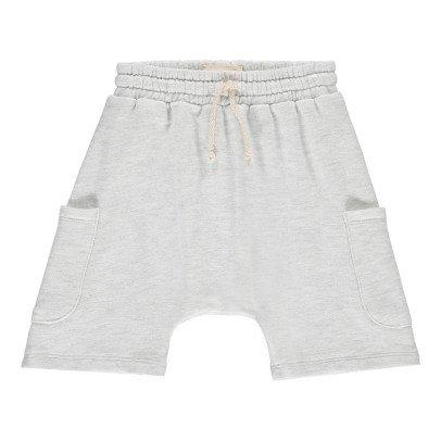Boy + Girl Shorts Mollettone-listing