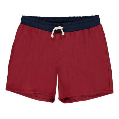 Boy + Girl Parker Two-Tone Swimshorts-listing