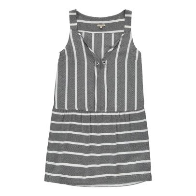 Tinsels Isabel Striped Dress-listing
