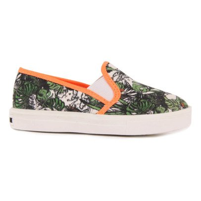 Billybandit Jungle Slip-Ons-listing
