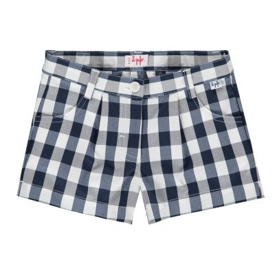 Il Gufo Checked Shorts-listing