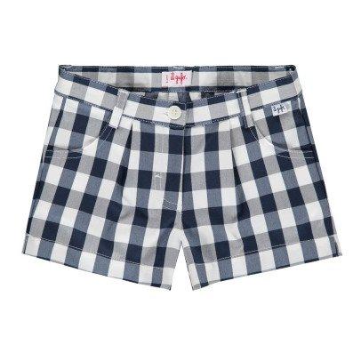 Il Gufo Karo-Shorts -listing