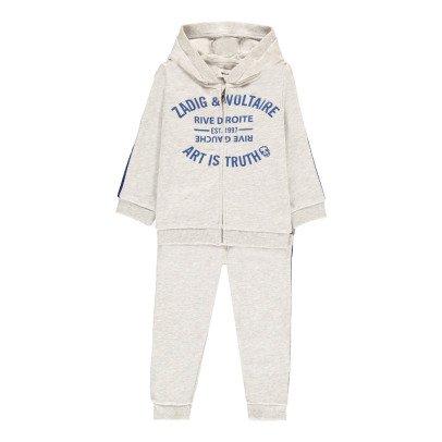 Zadig & Voltaire Sweatshirt + Joggers Alan -listing