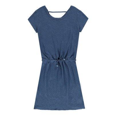 Hartford Kleid aus Leinen Tsarine -listing