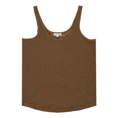 Soeur Camiseta Algodón y Lino Varenne-listing