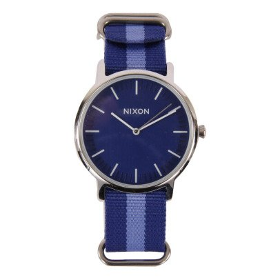 Nixon Porter Nato Nylon Strap Watch 40mm-listing