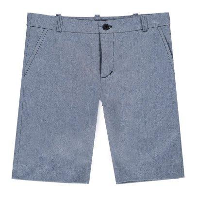 MAX & LOLA Bermuda-Shorts blau -listing