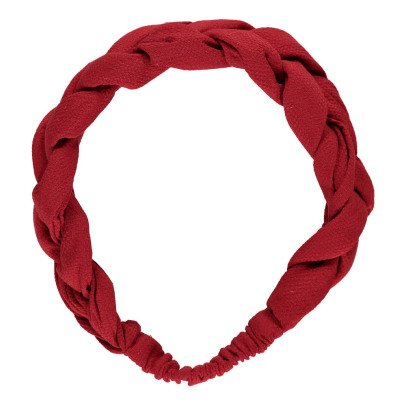 Sessun Nahua Plaited Headband-product