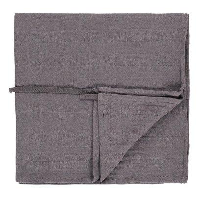 Moumout Lange en mousseline de coton 60x60 cm-listing