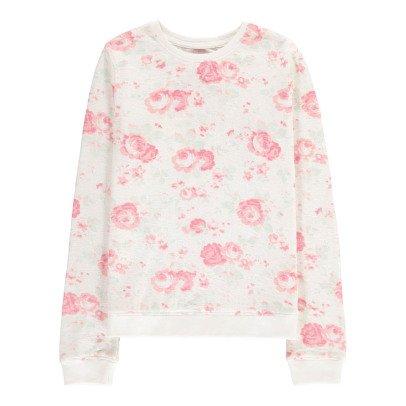 Swildens Teen Qolor Flower Sweatshirt-listing