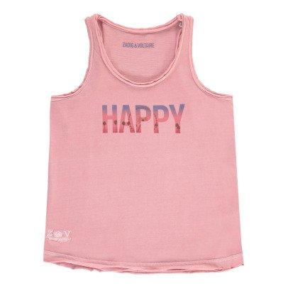 Zadig & Voltaire Hilda Happy Vest Top-product