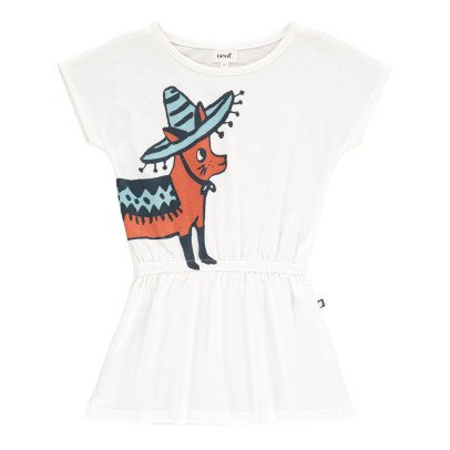Oeuf NYC Organic Pima Cotton Chihuahua Dress-listing