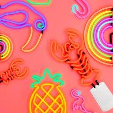 Sunnylife Lampada Neon arcobaleno-listing
