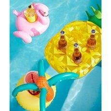 Sunnylife Porta-bicchieri galleggiante Tropical-listing