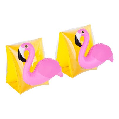 Sunnylife Schwimmflügel Flamingo rosa-listing