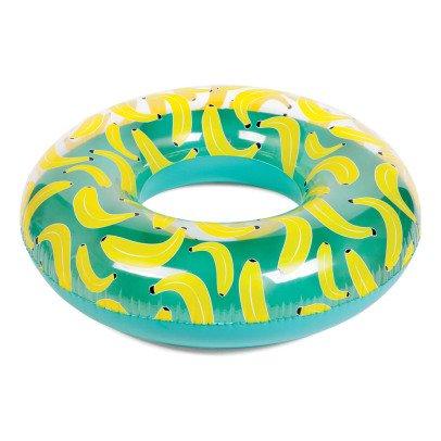 Sunnylife Bouée ronde Bananes-listing
