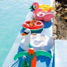 Sunnylife schwimmender Getränkehalter Wassermelone-listing