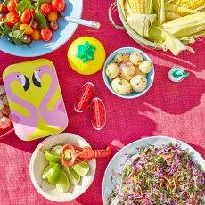 Sunnylife Lunch box fenicottero rosa-listing