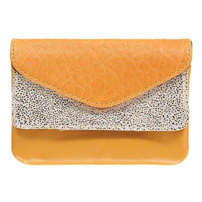 Craie Bolso de mano Doble Solapas Cuero Pocket-listing