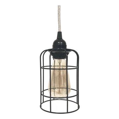 Anso Lampe à poser mini modèle cage-listing