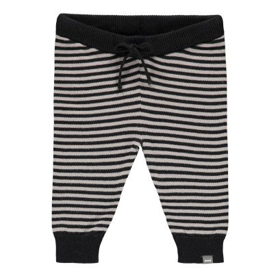 Imps & Elfs Organic Cotton Striped Trousers-listing