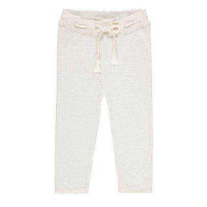 Poppy Rose Pantaloni in maglia-listing