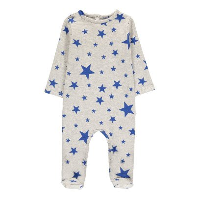 Louis Louise Maxou Star Fleece Pyjamas-listing