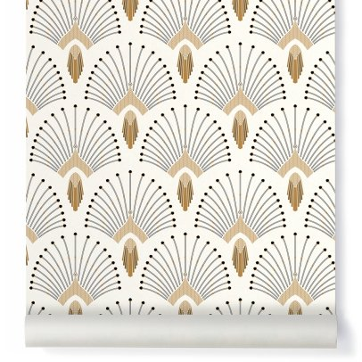Papermint Papel pintado 1925 Traditional-listing