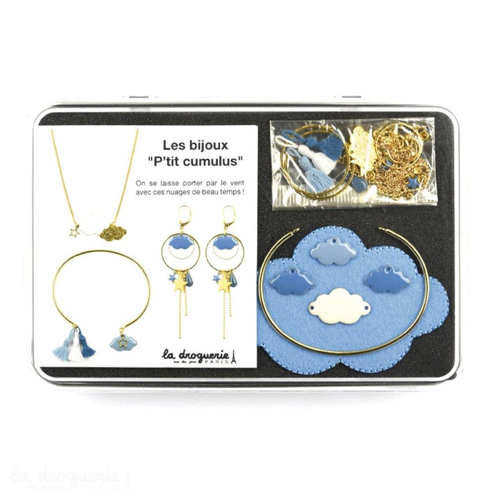 Idées de Saison by La Droguerie DIY P'tit Cumulus Jewellery-product