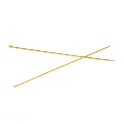 Idées de Saison by La Droguerie Aiguilles à tricoter bambou N°5-listing